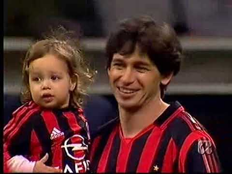Season 2005/2006. AC Milan - FC Barcelona - 4:2