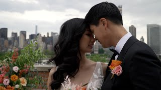 Whitney + Albert Wedding Highlights (The Bordone LIC)