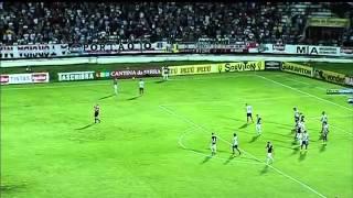 Santa Cruz 3 x 1 Bahia - Melhores momentos - Série B 2015