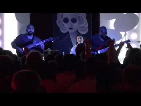 Animals as Leaders - Song of Solomon LIVE @ Alabama Music Box Mobile, AL 7-30-11