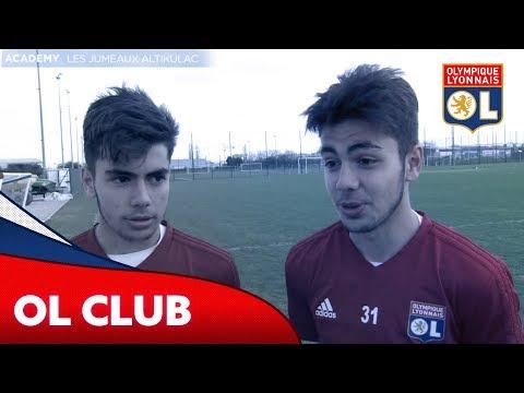 L'histoire insolite des jumeaux Altikulac | Olympique Lyonnais