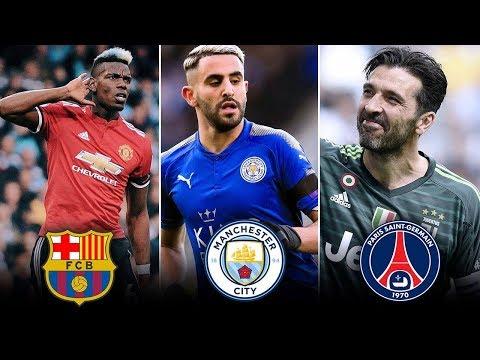 8 صفقات قوية ستحدث هذا الصيف .. مهاجم ريال مدريد الجديد !