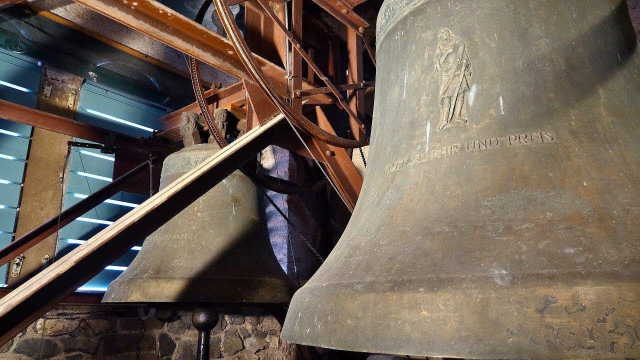 Weitnau im Allgäu (D - BY) Die Glocken der Pfarrkirche St. Pelagius