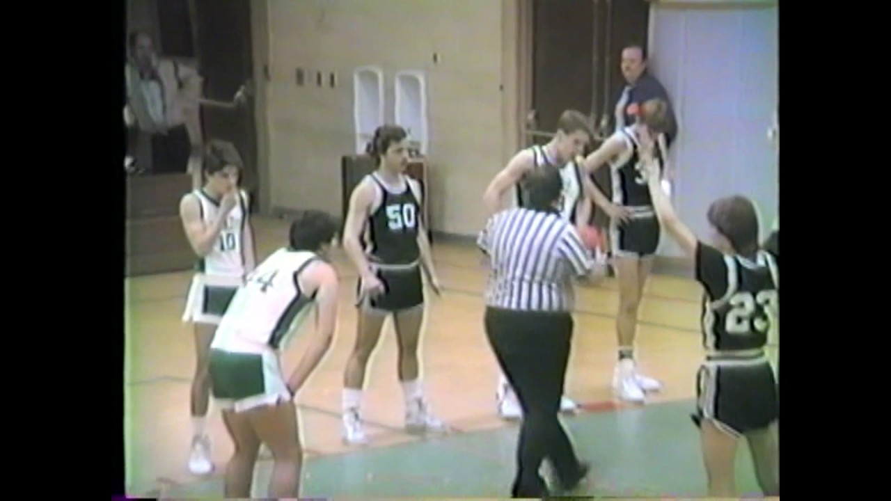 Chazy - Crown Point Boys  2-6-87