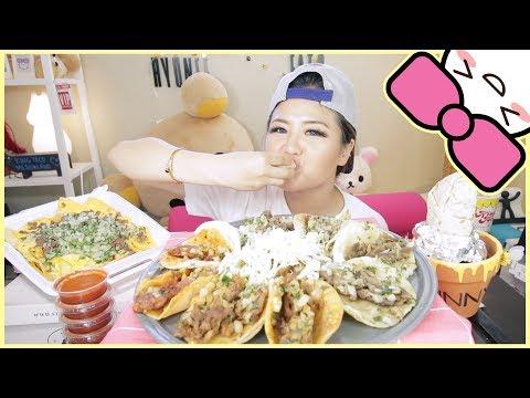 MEXICAN FOOD   MUKBANG [먹방]