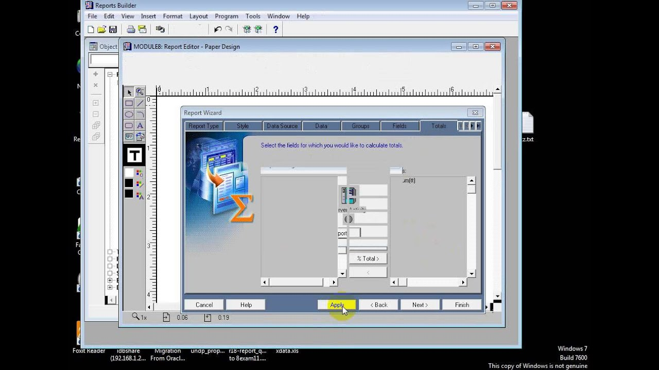 oracle report builder calculation with manual function youtube rh youtube com oracle report builder 10g tutorial pdf oracle report builder tutorial
