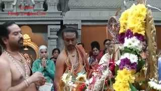 Sri Maha Ganapathi Homam 26-04-2015 Part 1 At Shree Ghanapathy Temple Wimbledon,UK