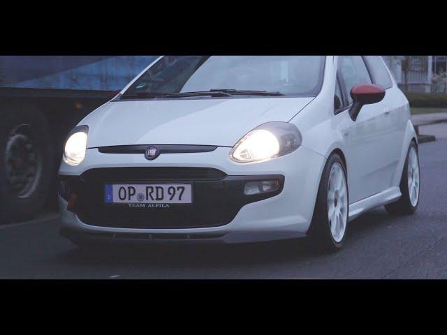 ALL WHITE | Robcio's Fiat Punto Evo (Carporn)