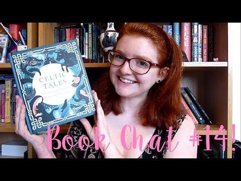 Book Chat #14: Celtic fairytales, Miss Pettigrew & Tennessee Williams!