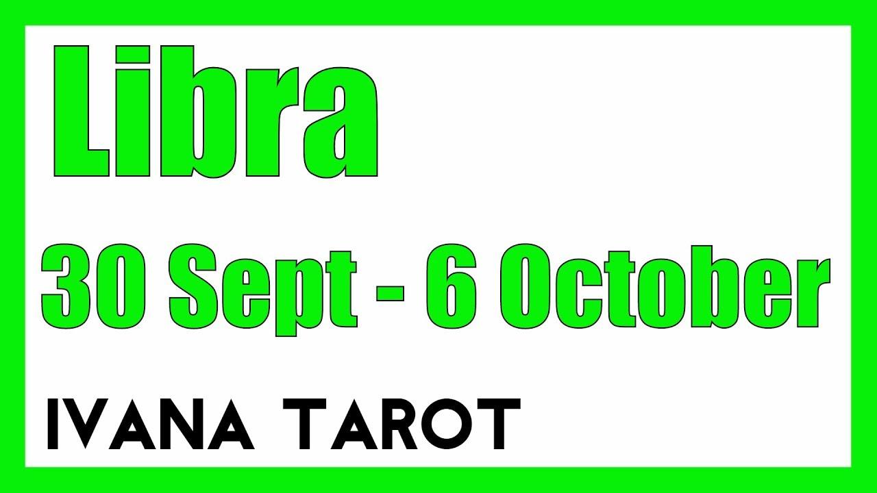 libra weekly tarot reading