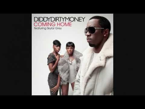 Diddy Dirty Money feat. Skylar Brey - I'm Coming Home [with Lyrics] [HD] [HQ]