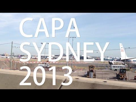CAPA Sydney 2013