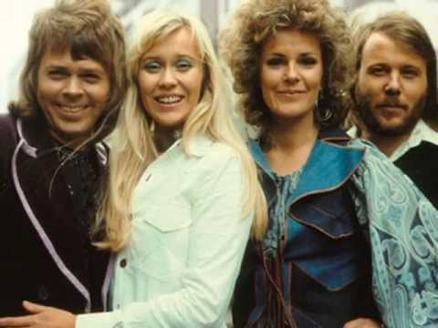 ABBA - THE NAME OF THE GAME + LYRICS