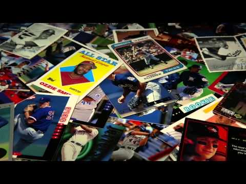 a history of baseball cards
