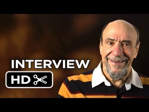 The Grand Budapest Hotel Interview - F. Murray Abraham (2014) - Wes Anderson Comedy Movie HD