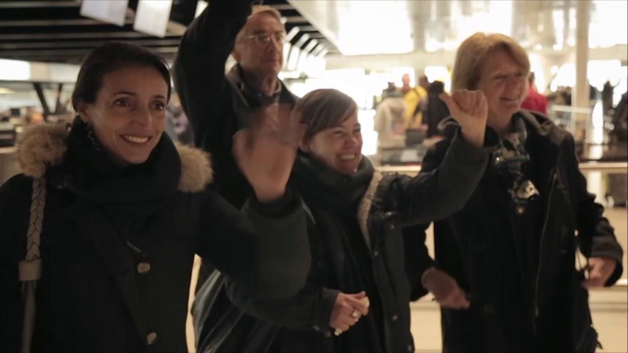 Finding Farideh Trailer