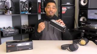 V-MODA Remix Bluetooth Speaker & Headphone Amplifier Review