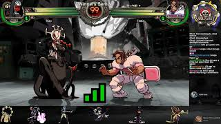 Skullgirls OCE Match Analysis - @AOW_Yoma reviews his games from 7/12/2018 ranbats