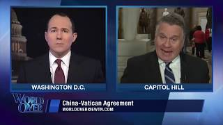 World Over - 2018-12-13 – Rep. Chris Smith with the Latest from Washington with Raymond Arroyo
