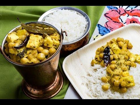 Himachali dham special!! - Chana Paneer Madra   Learn how to make the Madra   No onion garlic recipe