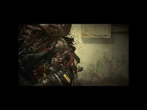 #Shorts Running From Nemesis Resident Evil 3 Pc game thumbnail