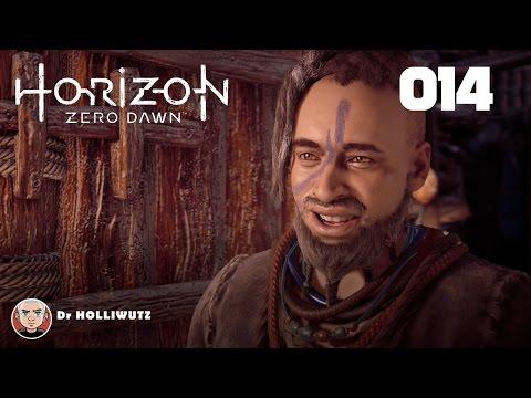 Horizon Zero Dawn #014 - Schmach und Schmerzen [PS4] Let's play Horizon Zero Dawn