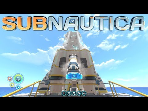 Building the ROCKET and ESCAPING the Planet!! - Subnautica Gameplay Playthrough - Ep. 37