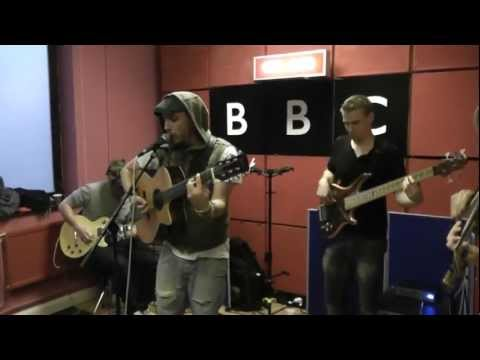 Paul Child Band - Falling Live on BBC Introducing