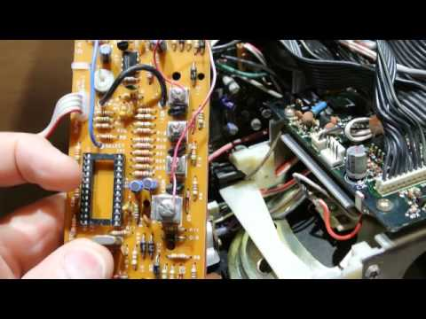 hqdefault removing a chime module from a nutone im4006 intercom master nutone ima3303 wiring diagram at readyjetset.co