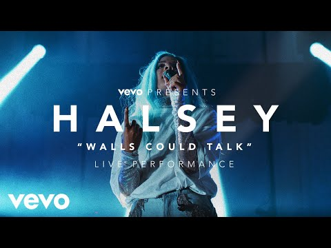 Halsey - Walls Could Talk Vevo Presents