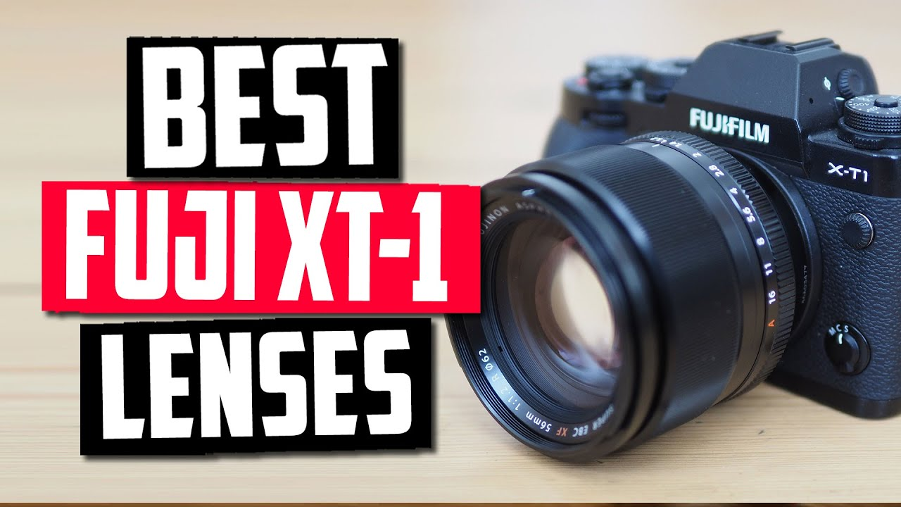 Best Lenses For Fuji XT-1 in 2020 [Top 5 Picks For Any Budget]