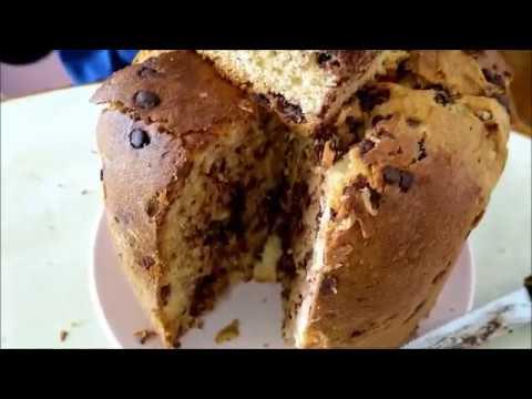 Dal Colle Panettone Gianduia Christmas Cake