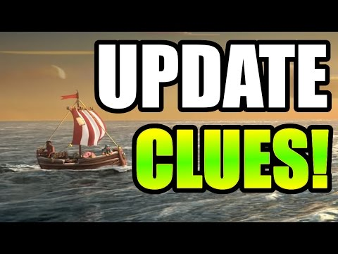 NEW UPDATE CLUES IN CLASH OF CLANS!!