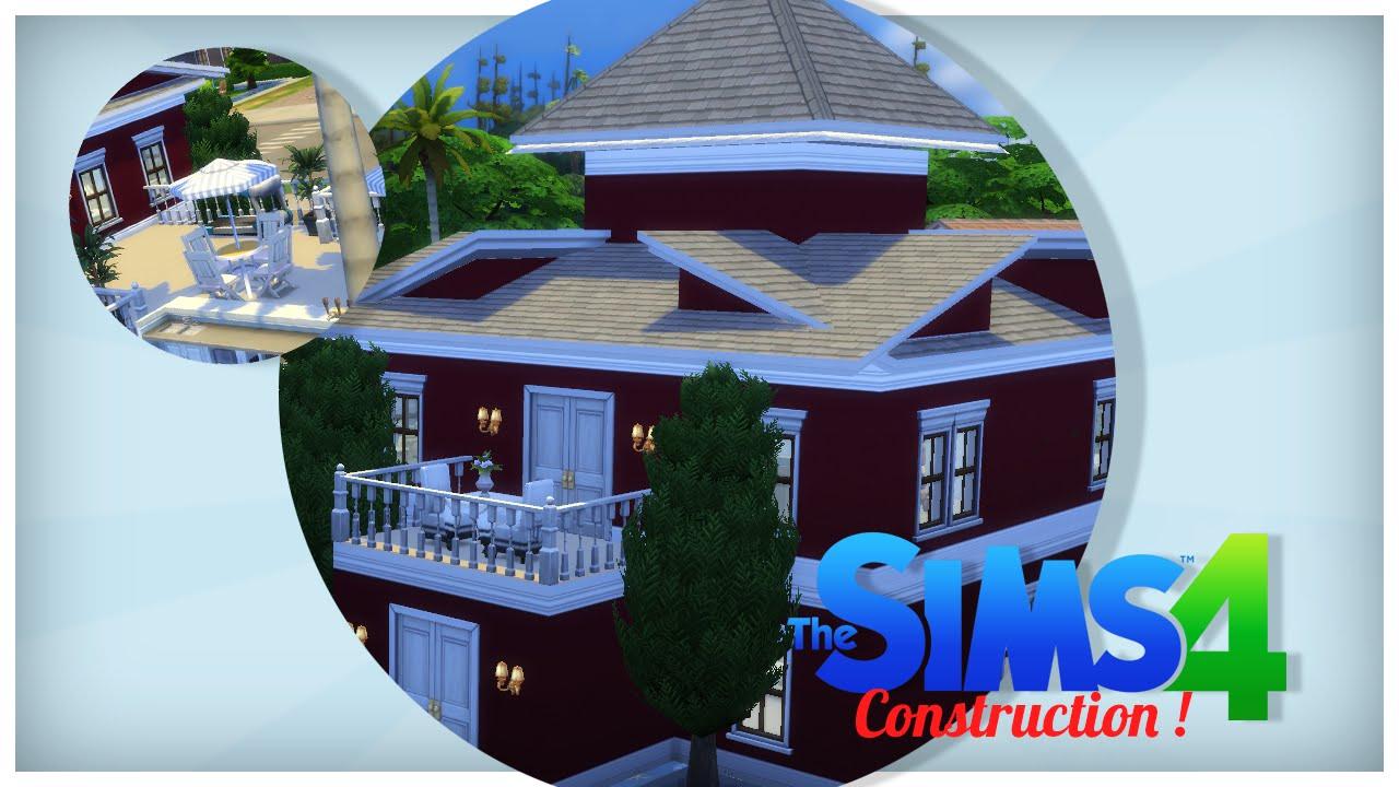 [SIMS 4] Maison Moderne mais pas trop ! - Les Bases - 1/3 ...