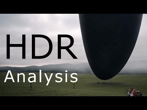 Real 4K HDR: Arrival 4K BluRay HDR  Chromecast Ultra