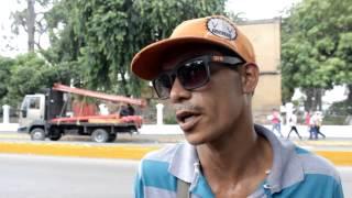 Charleros, régimen de calle