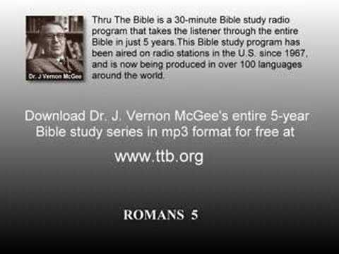 An essay on the view of j vernon mcgee on the bible