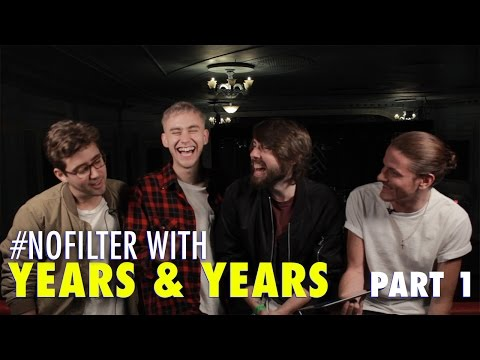 Years & Years Talk Relationships and Prank Call Fan (Part 1 of 2)
