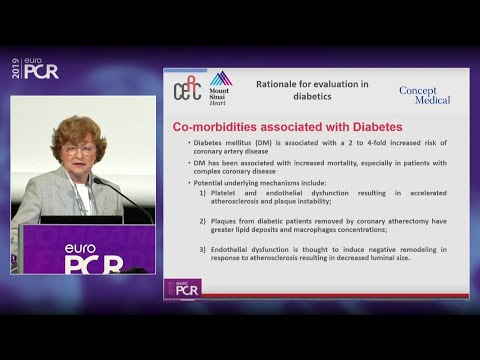 Ability To Treat Diabetic Patients: DES + DCB Strategy – EuroPCR 2019