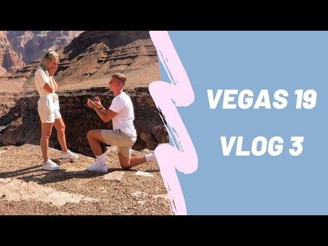 Las Vegas 2019: Vlog 3 With Maverick Helicopters At The Grand Canyon