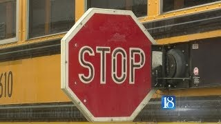 School Bus Stop Arm Cameras
