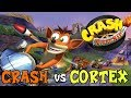 Crash vs Cortex on Crash Nitro Kart Racing HD