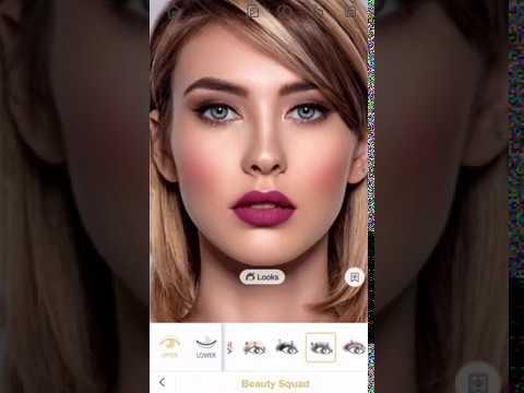 Best Free Makeup App l Perfect365