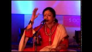 Sufi-Rang De Maula-Rashmi Agarwal- Live @ International Sufi Festival, Jaipur