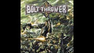 Bolt Thrower - Contact / Wait Out