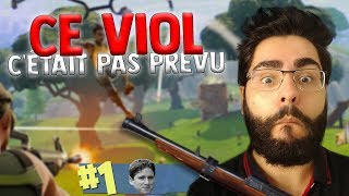 CE HEADSHOT MONSTRUEUX A LA CARABINE SUR FORTNITE BATTLE ROYALE !