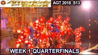 AGT 2018 Quarterfinals