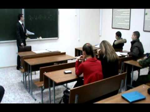 Доклад г-на Борисова - введение в теорию стоимости