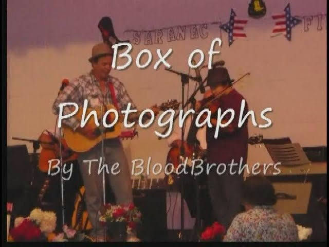 Box of Photographs - Blood Brothers  - June 2010
