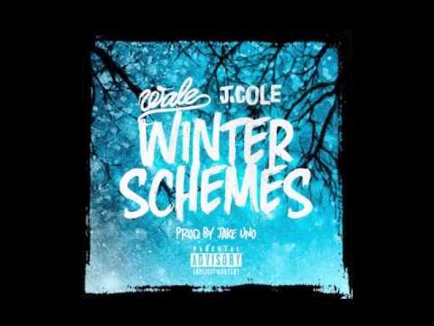 J. Cole Feat. Wale - Winter Schemes (Instrumental) Prod. By Jake Uno